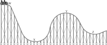 triand easy online student testing rh triand com roller coaster free body diagram roller coaster diagram energy